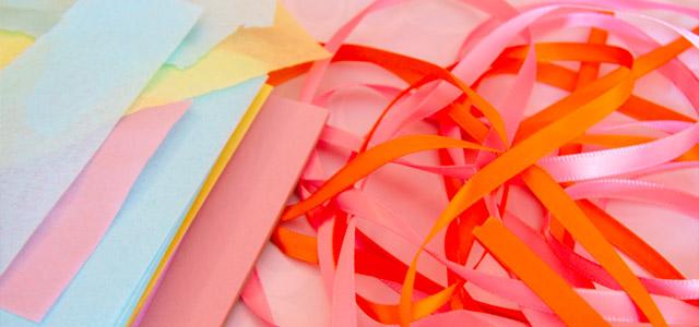 Tissue & Ribbon