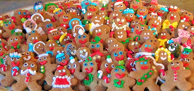 If you enjoyed this post and are looking for more gingerbread magic