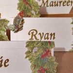 Yule Place Cards